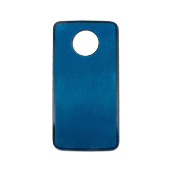 Back Cover wih Adhesiver for Motorola Moto X4 Black | Parts4Repair.com