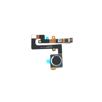 Nokia 7.1 Fingerprint Sensor Flex Cable Black | Parts4Repair.com