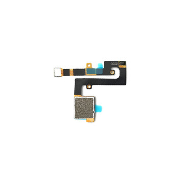 Nokia 7.1 Fingerprint Sensor Flex Cable Silver | Parts4Repair.com