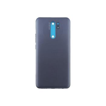 Xiaomi Redmi 9 Back Cover with Camera Lens  Carbon Gray | Parts4Repair.com