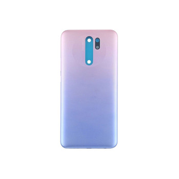 Xiaomi Redmi 9 Back Cover with Camera Lens Pink Blue | Parts4Repair.com