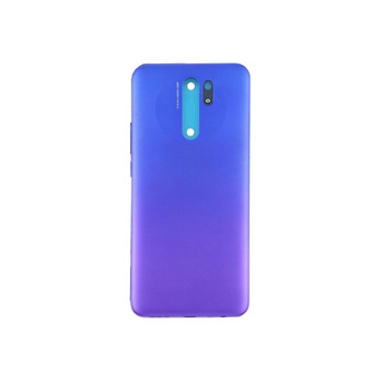 Xiaomi Redmi 9 Back Cover with Camera Lens  Sunset Purple | Parts4Repair.com