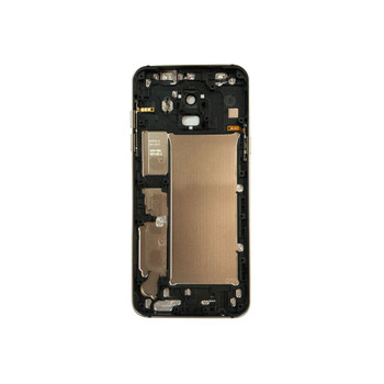 Samsung Galaxy A6 2018 Back Housing Cover with Camera Lens Gold | Parts4Repair.com