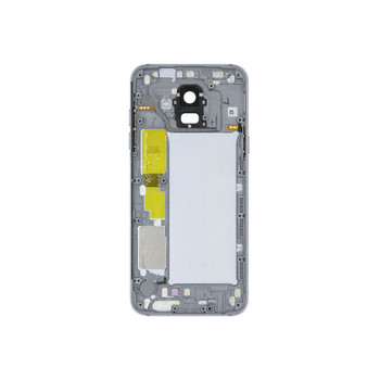 Samsung Galaxy A6 2018 Back Housing Cover with Camera Lens Gray | Parts4Repair.com