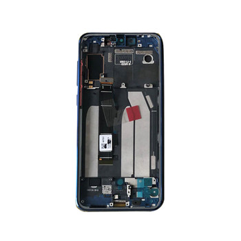 Xiaomi Mi 9 SE LCD Screen Digitizer Assembly with Frame Blue | Parts4Repair.com
