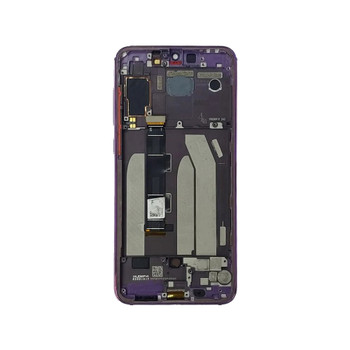 Xiaomi Mi 9 SE LCD Screen Digitizer Assembly with Frame Purple | Parts4Repair.com