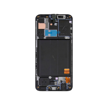 Samsung Galaxy A40 LCD Screen Digitizer Assembly with Frame | Parts4Repair.com