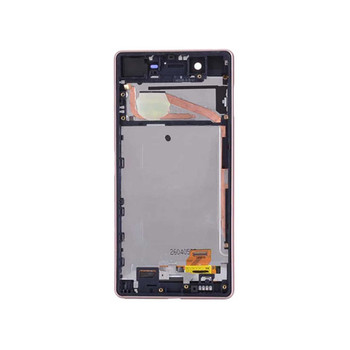 Complete Screen Assembly with Bezel for Sony Xperia X Pink | Parts4Repair.com