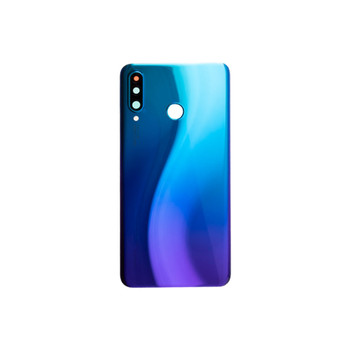 Huawei P30 Lite Nova 4e Back Glass with Camera Lens from parts4repair.com