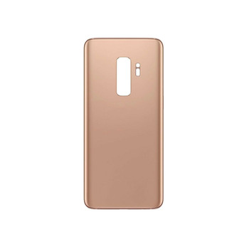 Samsung Galaxy S9+ Back Glass Cover with Adhesive Gold | Parts4Repair.com