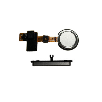 Volume Button and Fingerprint Sensor Flex Cable for LG G5  White | Parts4Repair.com
