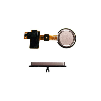 Volume Button and Fingerprint Sensor Flex Cable for LG G5  Pink | Parts4Repair.com