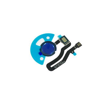 Asus Zenfone 5z ZS620KL Fingerprint Sensor Flex Cable Blue | Parts4Repair.com