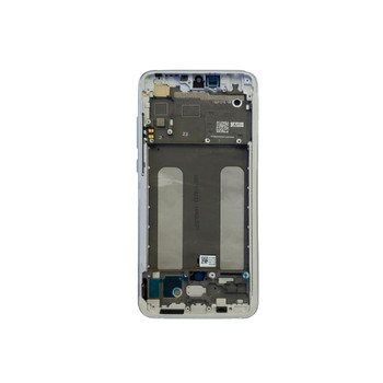 Xiaomi Mi 9 Lite Super Amoled Screen Assembly with Frame Silver| Parts4Repair.com