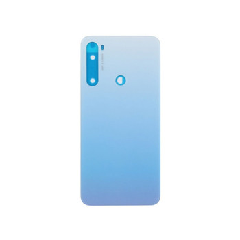 Xiaomi Redmi Note 8T Back Cover with Adhesive White | Parts4Repair.com