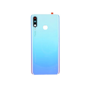 Huawei P30 Lite 2020 Back Glass with Camera Lens Breathing Crystal | Parts4Repair.com