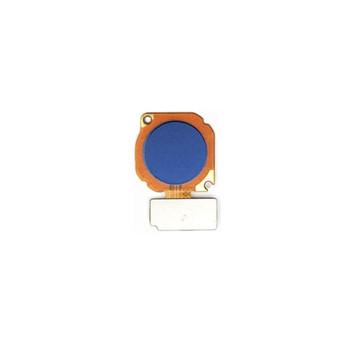 Fingerprint Sensor Flex Cable for Huawei P20 Lite Blue   Parts4Repair.com