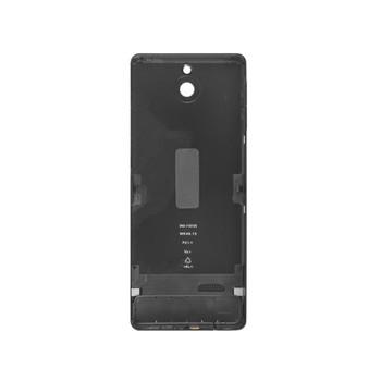 Nokia 515 Back Cover Replacement Black | Parts4Repair.com