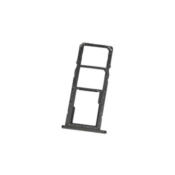 SIM Card Tray for Samsung Galaxy A01 SM-A015 Black | Parts4Repair.com