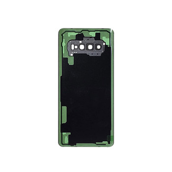 Battery Cover for Samsung Galaxy S10+ Black | Parts4Repair.com