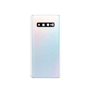 Samsung Galaxy S10 Plus Back Glass White | Pars4Repair.com