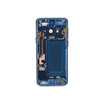 LCD Display Replacement for Samsung Galaxy S9 Blue | Parts4Repair.com