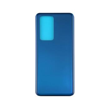 Huawei P40 Pro Back Glass Cover Color Blue | Parts4Repair.com