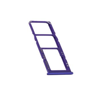 SIM Card Tray for Samsung Galaxy A30s Purple | Parts4Repair.com