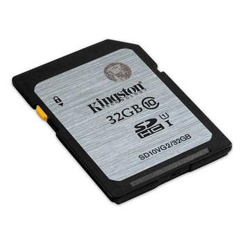 Kingston 32GB SDHC 80MB/S UHS-I Flash Card
