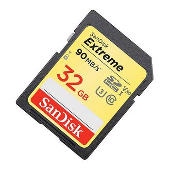 SanDisk 32GB SDHC Class 10 Memory Card (90M/S)
