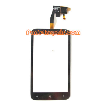 HTC Radar Touch Screen with Digitizer from www.parts4repair.com