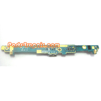 HTC Flyer Dock Connector Charging Port Flex Cable with IC