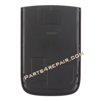 BlackBerry Torch 9810 Back Cover -Black from www.parts4repair.com