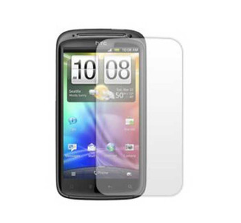 3X Clear Screen Protector Shield Film for HTC Sensation / Sensation XE from www.parts4repair.com