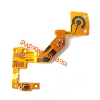 Nokia X7-00 Camera Flex Cable from www.parts4repair.com