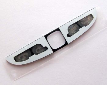 BlackBerry Torch 9810 End Send Menu Power Key Keypad -White
