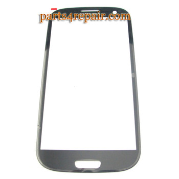 Touch Lens for Samsung I9300 Galaxy S III -Blue