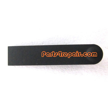 USB Cover for Nokia N9 / Nokia Lumia 800 -Black