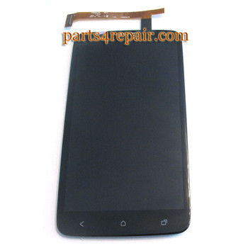 Complete Screen Assembly with LGP for HTC One X