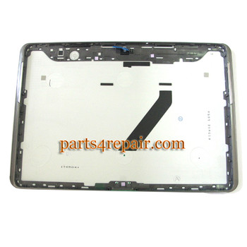 Back Cover with Side Keys for Samsung Galaxy Tab 2 10.