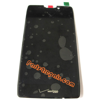 Motorola RAZR HD XT926 Complete Screen Assembly from www.parts4repair.com