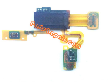 Sensor Flex Cable for BlackBerry Z10 from www.parts4repair.com