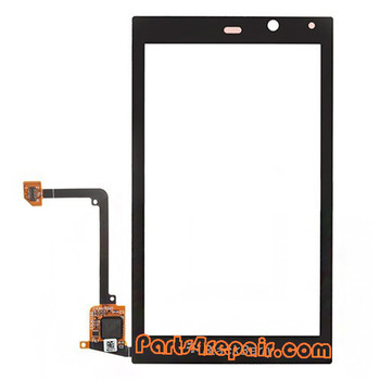 Touch Screen Digitizer for BlackBerry Z10