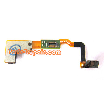 Power Flex Cable for HTC One XL from www.parts4repair.com