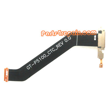 Dock Charging Connector Flex Cable for Samsung Galaxy Tab 2 10.1 P5100