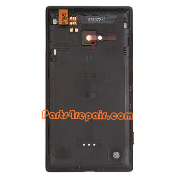 We can offer Back Cover for Nokia Lumia 720 -Black