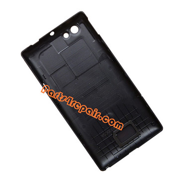 We can offer Back Cover for Sony Xperia miro ST23I -Black