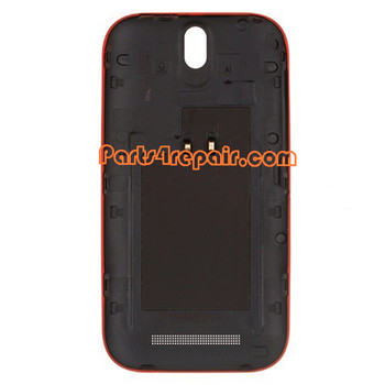 We can offer Back Cover for HTC One SV -Red