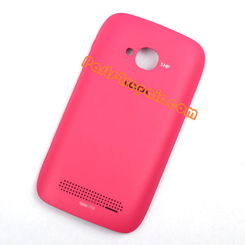 Back Cover for Nokia Lumia 710 -Red from www.parts4repair.com