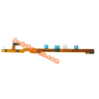 Side Key Flex Cable for Nokia Lumia 720 from www.parts4repair.com